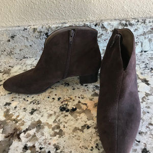 e9051512f9f Women's Brown Low Boots on Poshmark